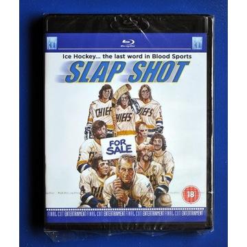 SLAP SHOT - Na lodzie Blu-ray, wyd. angielskie