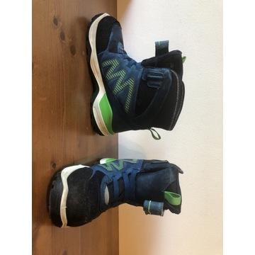 Dziecięce buty zimowe ECCO r.39