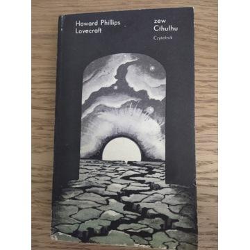 Howard Philips Lovecraft zew Cthulhu Czytelnik