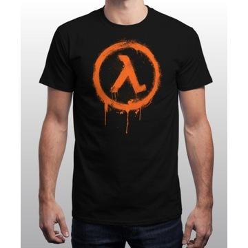 Nowy T-shirt firmy qwertee - Half Life