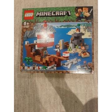 Lego Minecraf 21152