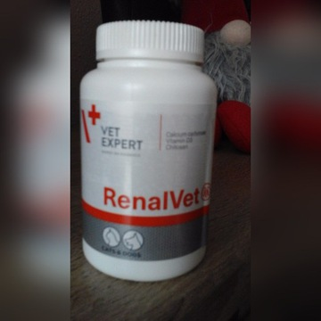 RenalVet dla kota i psa Vet Expert choroba nerek
