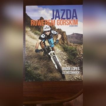 książka - Jazda rowerem górskim