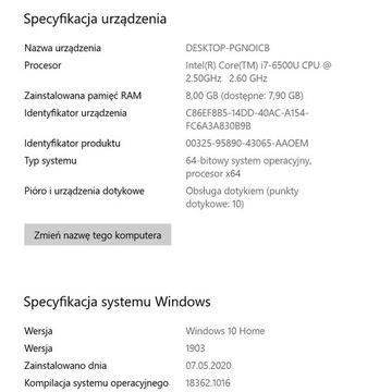 Laptop Dell Alienware 13 R2