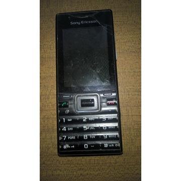 """""""Zabytkowy"""" telefon Sony Ericsson"""