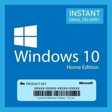 Windows 10 PRO key NAJTANIEJ GW
