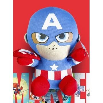 Maskotka Kapitan Ameryka Marvel 30 cm