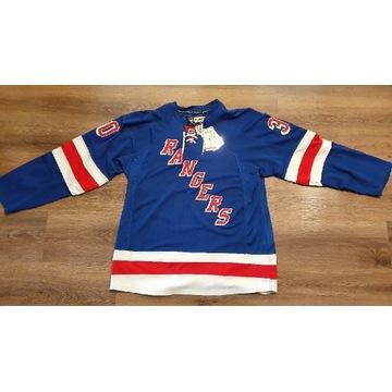 Koszulka hokejowa NHL Henrik Lundqvist -oryginał
