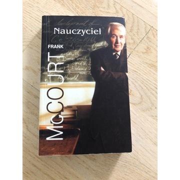 Książka Nauczyciel F. McCourt