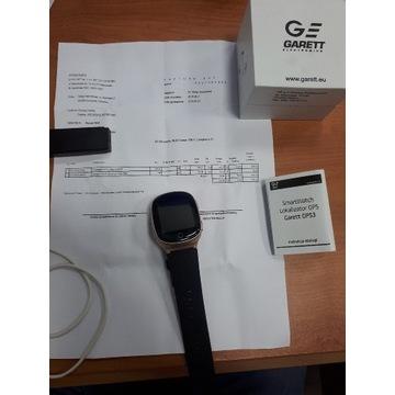 Smartwatch GPS złoty Garet