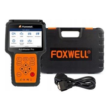 Komputer Interfejs diagnostyczny FOXWELL NT644 Pro