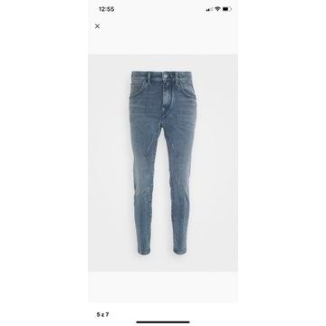 Nowe spodnie jeansy Drykorn Wel 31x32