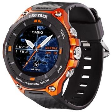 Zegarek CASIO PRO TREK WSD-F20