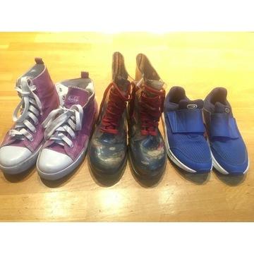 3 pary butów za 1 zł!!