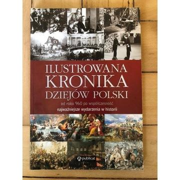 Ilustrowana kronika dziejów Polski od 960r