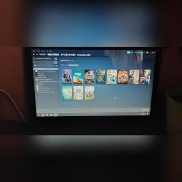 Konto Steam z grami na zdjęciach