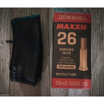 "Detka Maxxis 26"" downhill nowa"