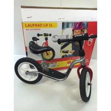 Rowerek biegowy PUKY LR 1L BR srebrny 4042 PREZENT