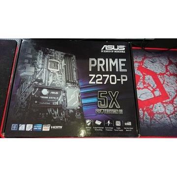 ASUS PRIME Z270-P s.1151 i3 i5 i7 płyta główna