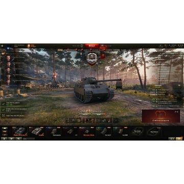 Konto world of tanks okazja!