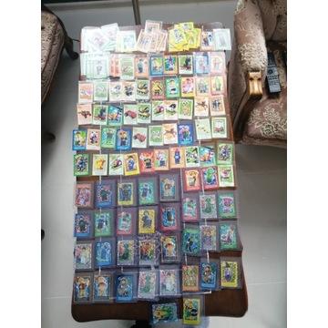 Kolekcja kart lego create the world holo rare