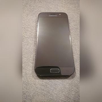 Samsung A5 - uszkodzony lcd