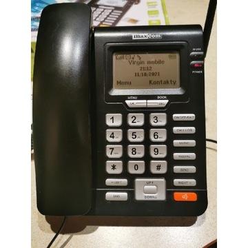 Telefon biurkowy na kartę SIM - Maxcom MM28D