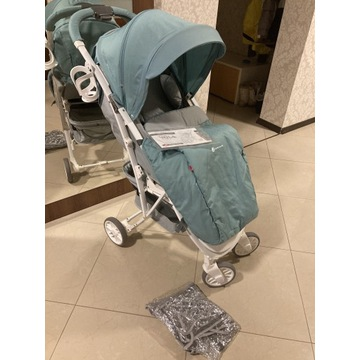 Wózek spacerowy na gwarancji EURO-CART VOLT PRO