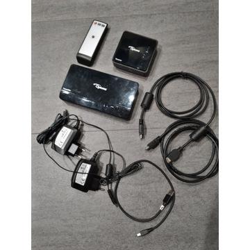 Bezprzewodowy zestaw HDMI Optoma WHD200