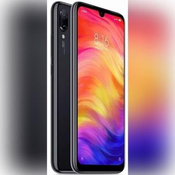 Okazja Xiaomi redmi note 7 4/64 Czarny Nowy