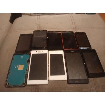 Zestaw telefonów Sony #1