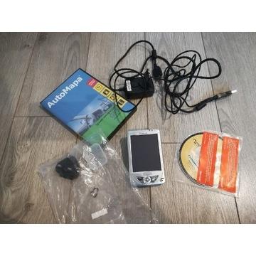 Nawigacja, Pocket PC, mio 168