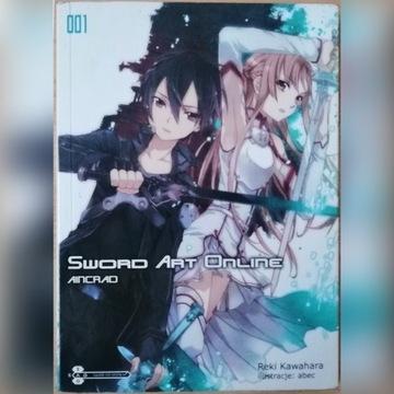 MANGA - Sword Art Online - Tom 1