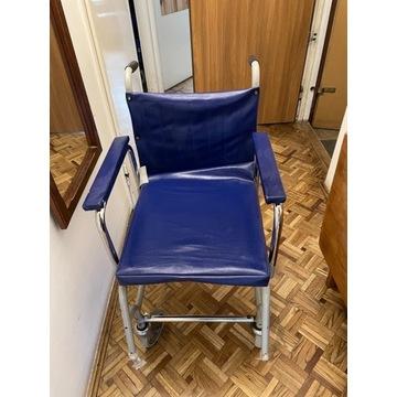Krzesło do transportu pacjenta