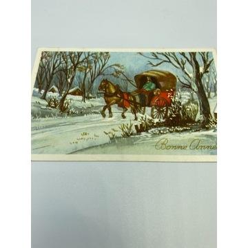 Pocztówka świąteczna