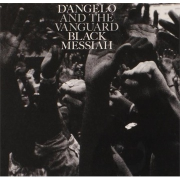 D'Angelo and The Vanguard: Black Messiah [CD]
