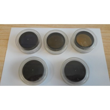 metalowe filtry interferencyjne Carl Zeiss Jena