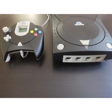 Sega Dreamcast z Dual Bios + GDEMU + Dodatki