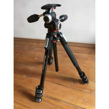 Manfrotto 190XPRO4 + MHXPRO-3W