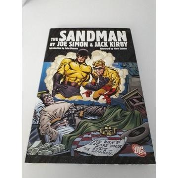 SANDMAN BY JOE SIMON AND JACK KIRBY HC