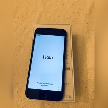 iPhone 7 black 256GB