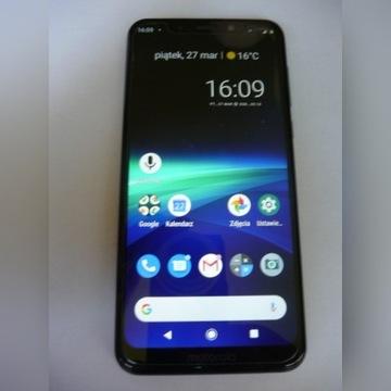 Motorola One czarny 4 / 64 GB