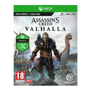 ASSASSIN'S CREED VALHALLA XBOX ONE/SERIES