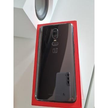 OnePlus 6 64GB Dual SIM Mirror Black