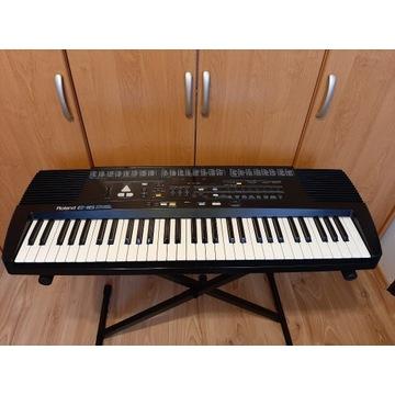 Keyboard ROLAND E16 + zasilacz