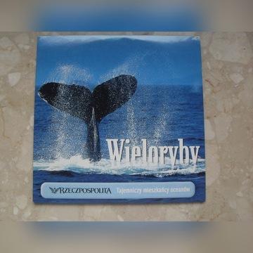 WIELORYBY TAJEMNICZY MIESZKAŃCY OCEANÓW PŁYTA VCD
