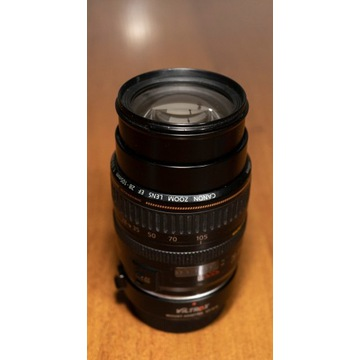 Obiektyw do Sony E, 18-70 mm f/2.5-3.2 autofocus