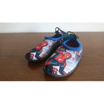Buty do wody do pływania dla dzieci Spiderman