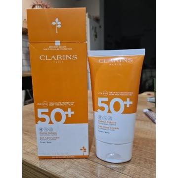Clarins 150 ml SPF 50 tres haute protection