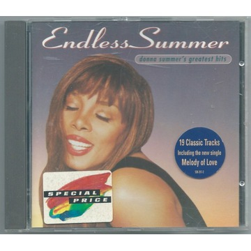 DONNA SUMMER - Greatest Hits Endless Summer - CD